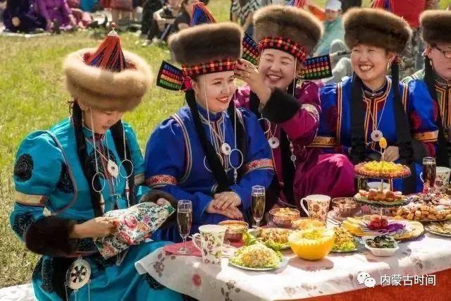 七夕,邂逅一场布里亚特婚礼! 第12张 七夕,邂逅一场布里亚特婚礼! 蒙古文化