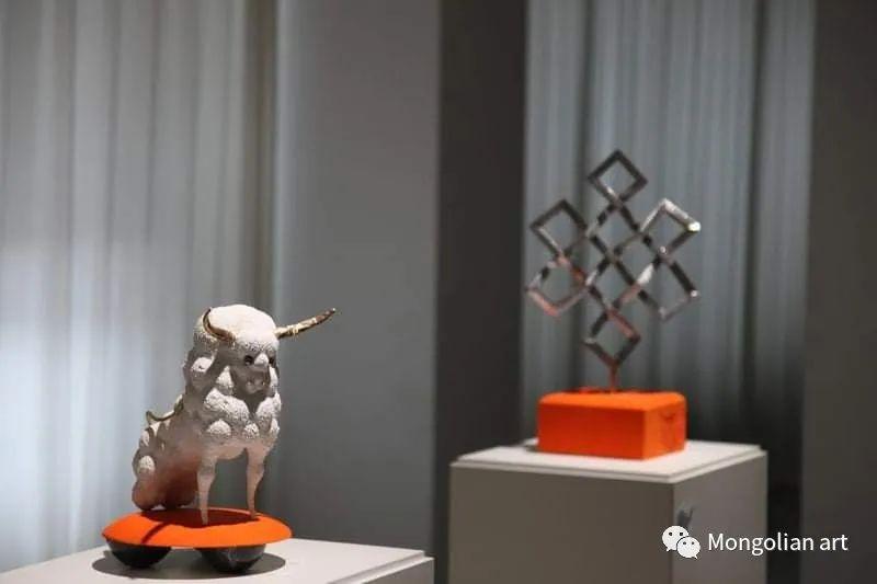 蒙古国雕塑艺术家Дашмаагийн Очир 第4张
