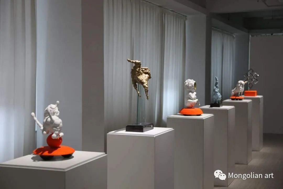 蒙古国雕塑艺术家Дашмаагийн Очир 第3张