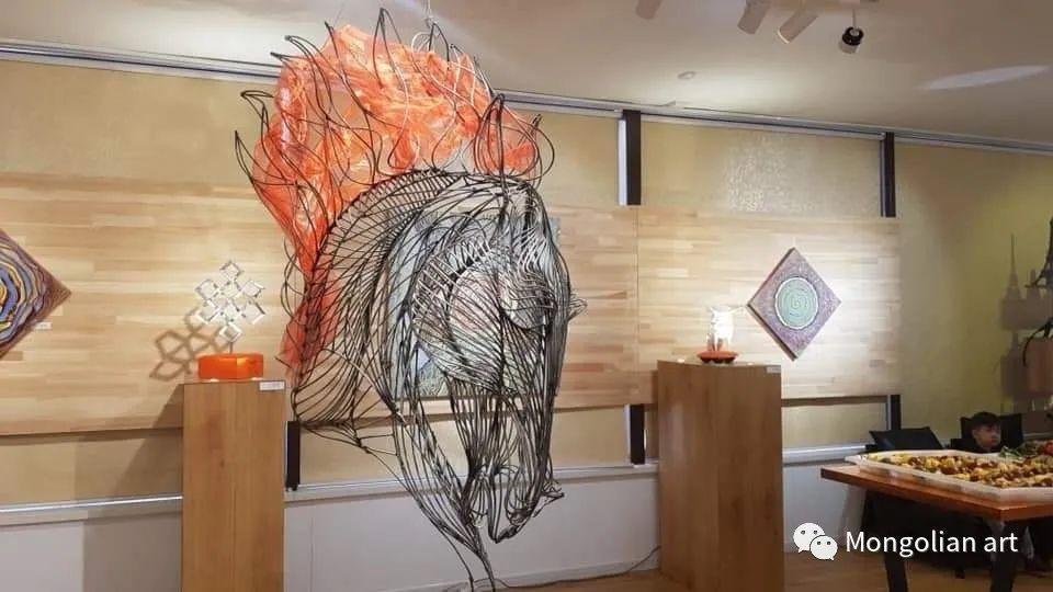 蒙古国雕塑艺术家Дашмаагийн Очир 第11张