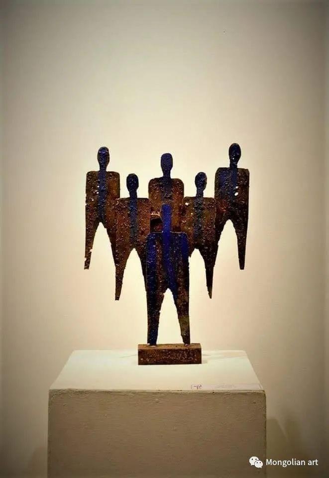 蒙古国自由雕塑家BadralTsagaadai 第4张 蒙古国自由雕塑家BadralTsagaadai 蒙古画廊
