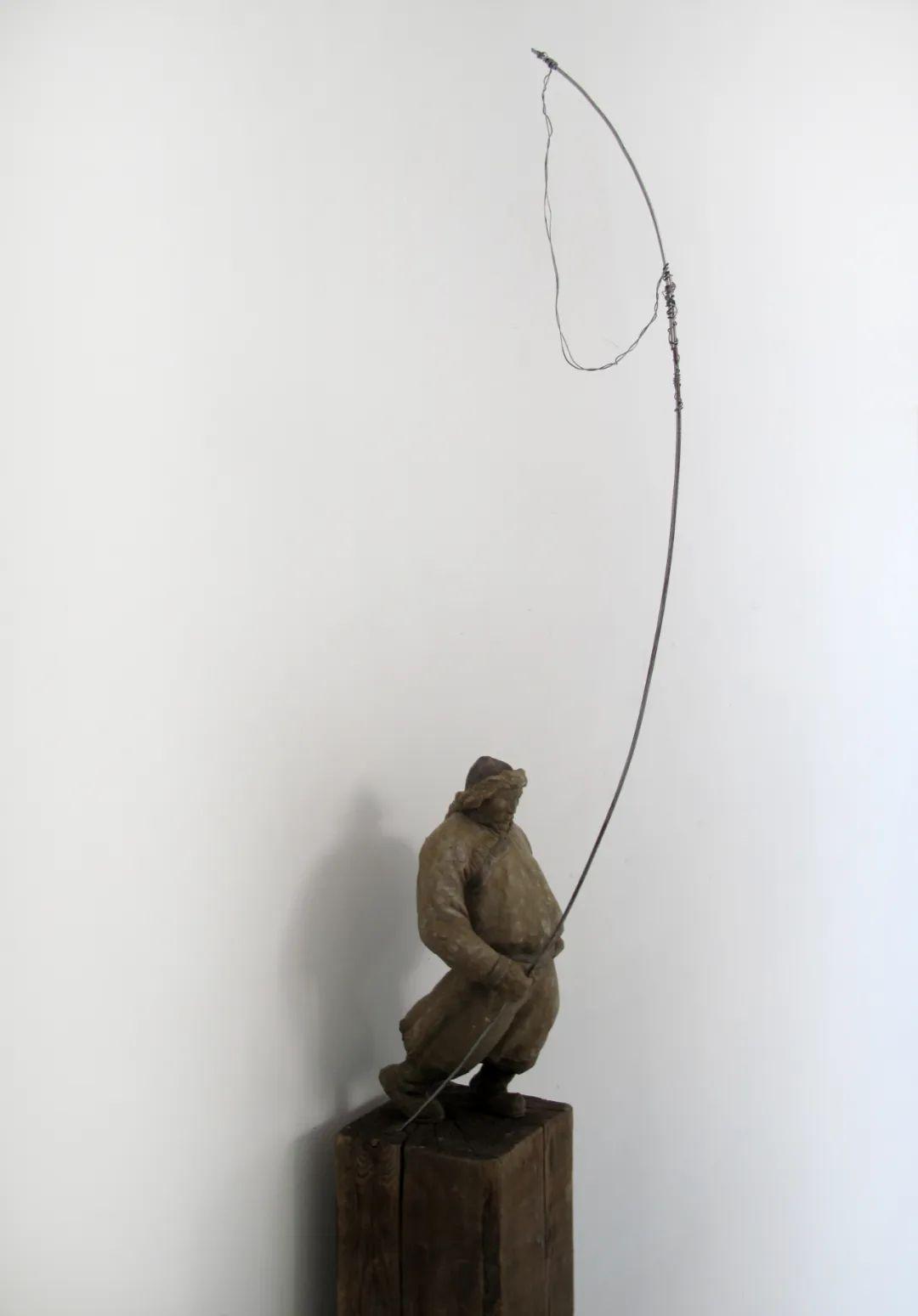 家乡美 | 孟根套海雕塑作品欣赏 第4张
