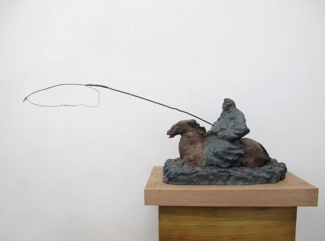 家乡美 | 孟根套海雕塑作品欣赏 第3张