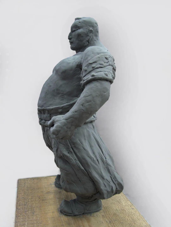 家乡美 | 孟根套海雕塑作品欣赏 第7张
