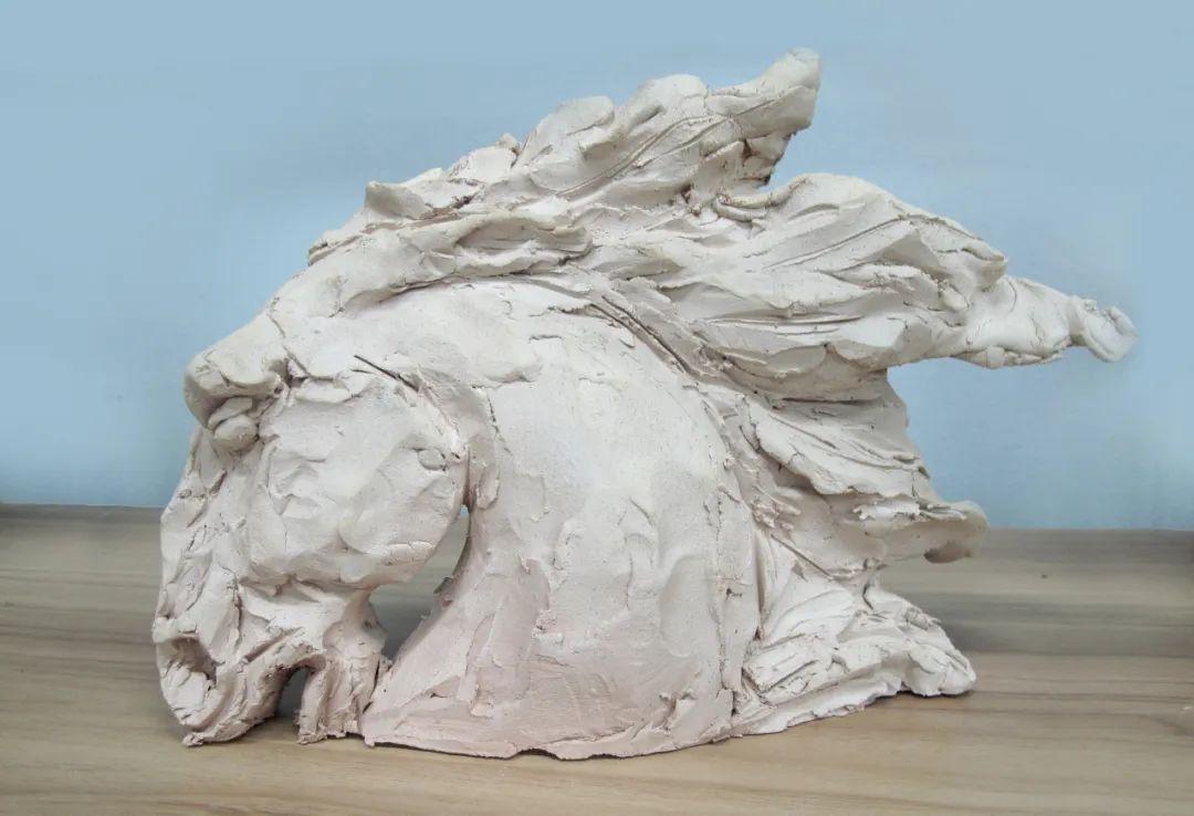 家乡美 | 孟根套海雕塑作品欣赏 第9张