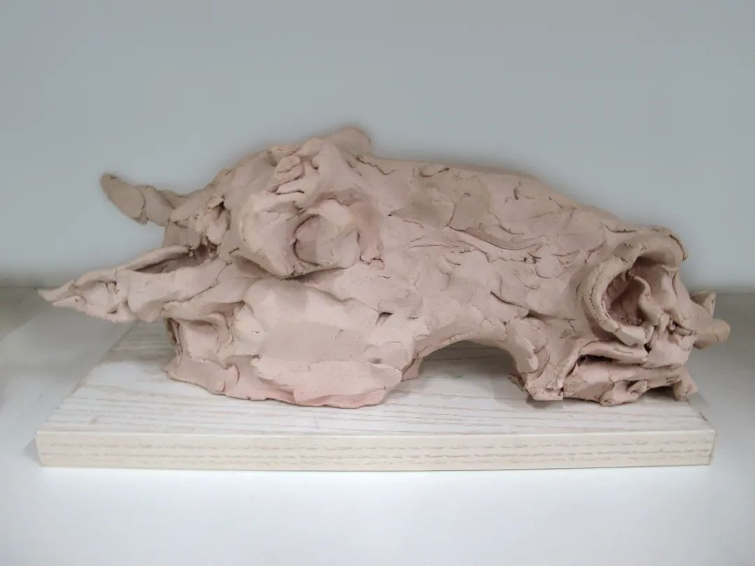 家乡美 | 孟根套海雕塑作品欣赏 第11张