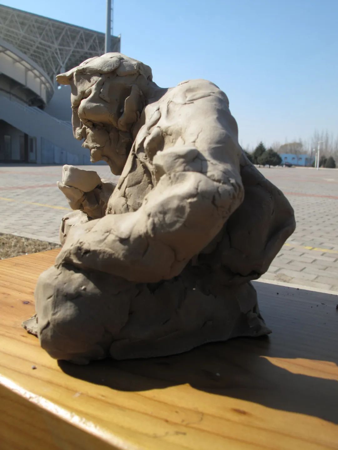 家乡美 | 孟根套海雕塑作品欣赏 第13张