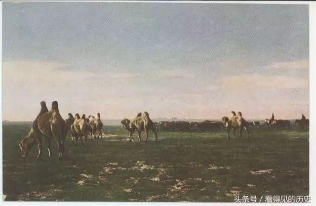 极其罕见!民国时期的蒙古风俗图 难得一见... 第5张 极其罕见!民国时期的蒙古风俗图 难得一见... 蒙古文化