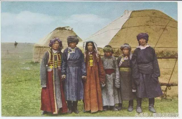 极其罕见!民国时期的蒙古风俗图 难得一见... 第1张 极其罕见!民国时期的蒙古风俗图 难得一见... 蒙古文化