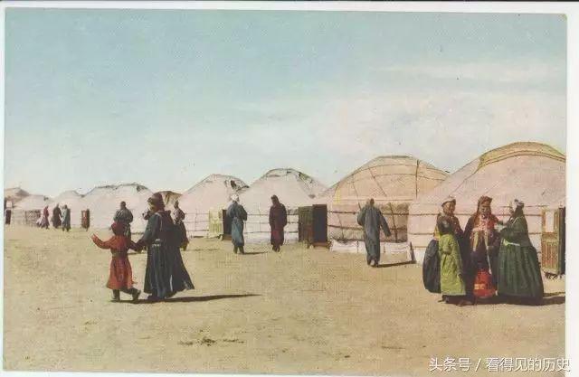 极其罕见!民国时期的蒙古风俗图 难得一见... 第8张 极其罕见!民国时期的蒙古风俗图 难得一见... 蒙古文化