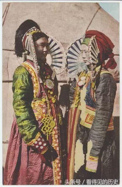 极其罕见!民国时期的蒙古风俗图 难得一见... 第7张 极其罕见!民国时期的蒙古风俗图 难得一见... 蒙古文化