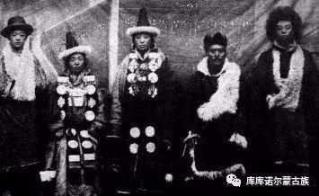 民国时期的青海蒙古族 第1张 民国时期的青海蒙古族 蒙古文化