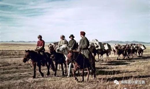 民国时期的青海蒙古族 第14张 民国时期的青海蒙古族 蒙古文化