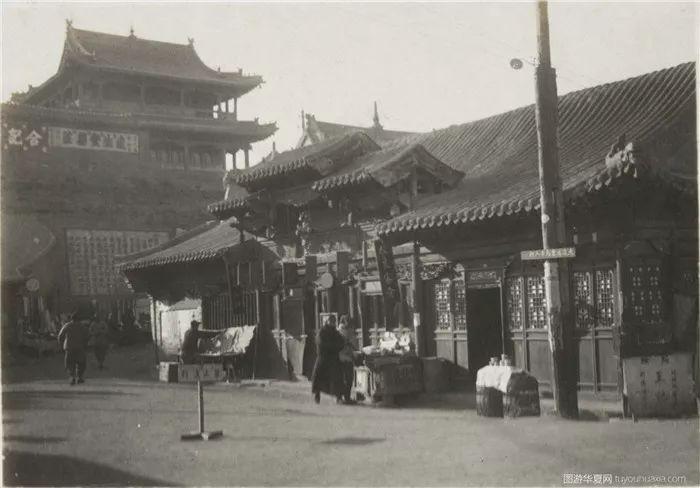 民国时期的内蒙古呼和浩特老照片 第4张 民国时期的内蒙古呼和浩特老照片 蒙古文化