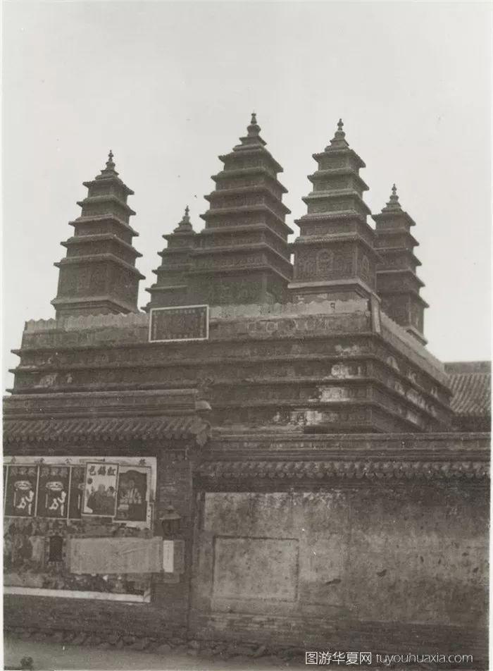 民国时期的内蒙古呼和浩特老照片 第19张 民国时期的内蒙古呼和浩特老照片 蒙古文化