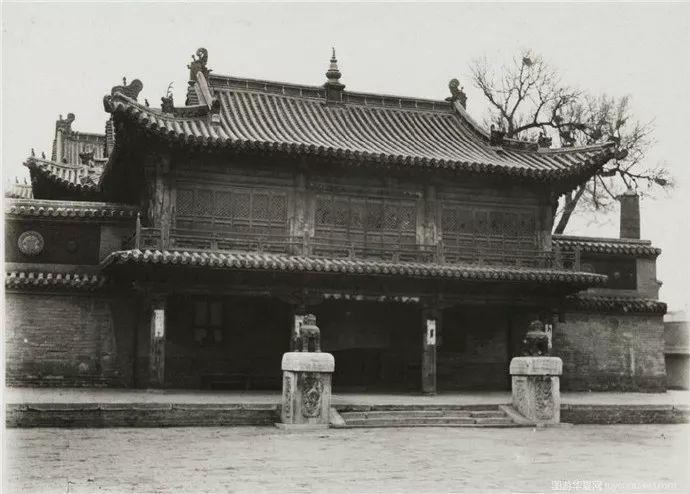 民国时期的内蒙古呼和浩特老照片 第36张 民国时期的内蒙古呼和浩特老照片 蒙古文化