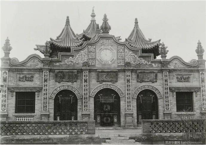民国时期的内蒙古呼和浩特老照片 第39张 民国时期的内蒙古呼和浩特老照片 蒙古文化