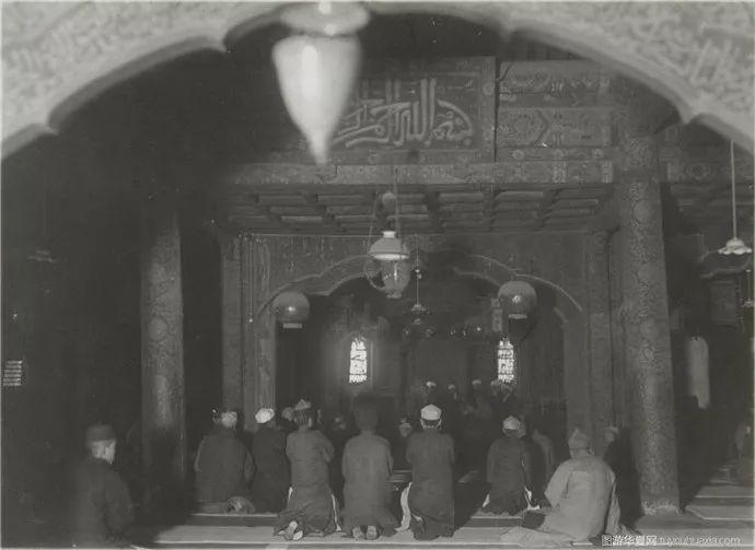 民国时期的内蒙古呼和浩特老照片 第45张 民国时期的内蒙古呼和浩特老照片 蒙古文化