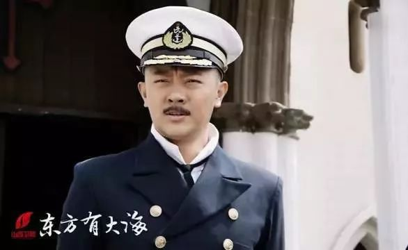 他是蒙古族后裔,担任民国海军司令,没想到书法温婉有才情 第3张