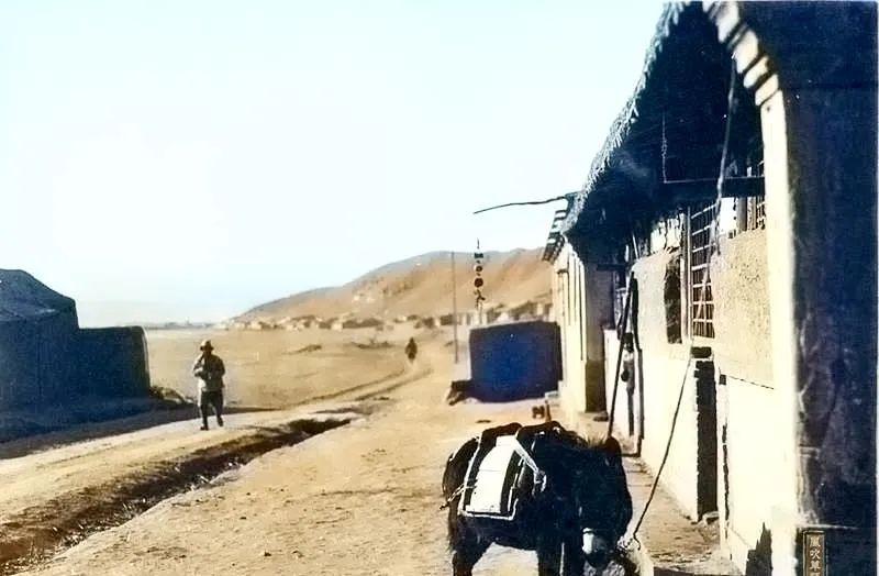 内蒙古乌兰察布:民国时期的集宁县(平地泉)风情旧照 第2张