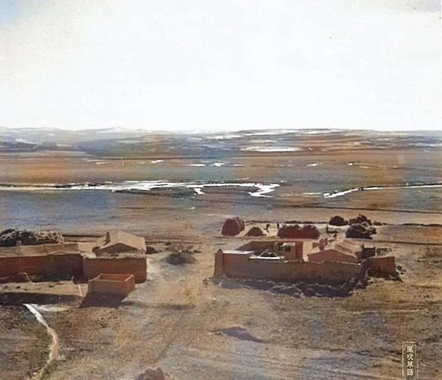内蒙古乌兰察布:民国时期的集宁县(平地泉)风情旧照 第18张