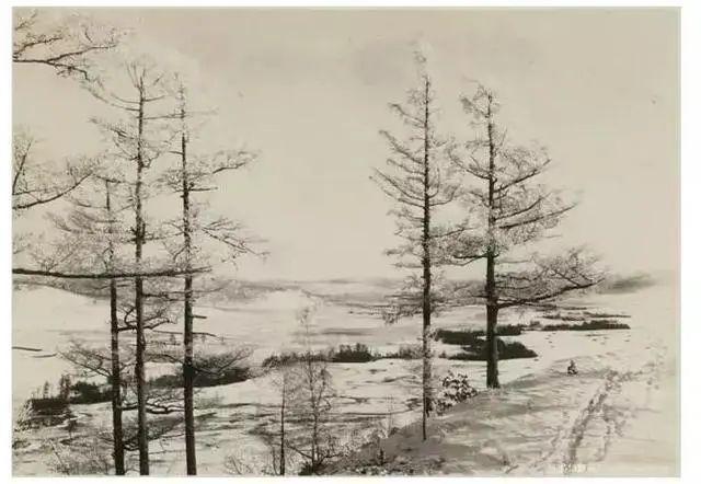 民国老照片 |1925-1935年内蒙古呼伦贝尔 第1张