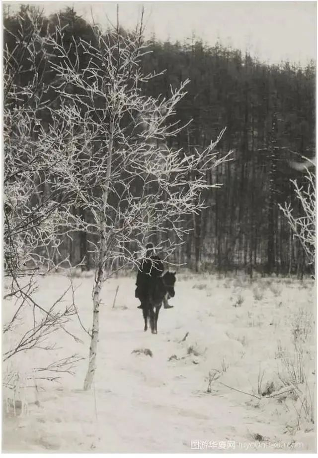 民国老照片 |1925-1935年内蒙古呼伦贝尔 第9张