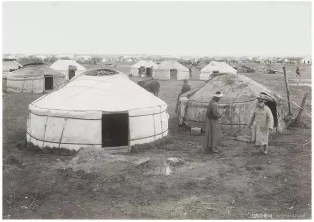 民国老照片 |1925-1935年内蒙古呼伦贝尔 第14张