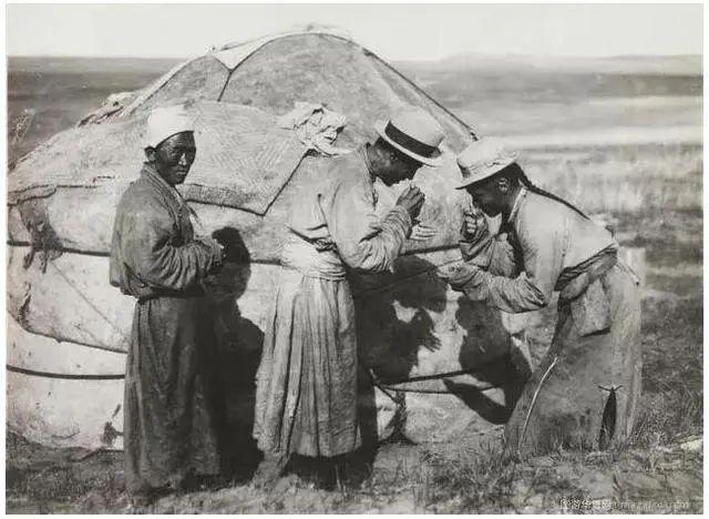 民国老照片 |1925-1935年内蒙古呼伦贝尔 第36张