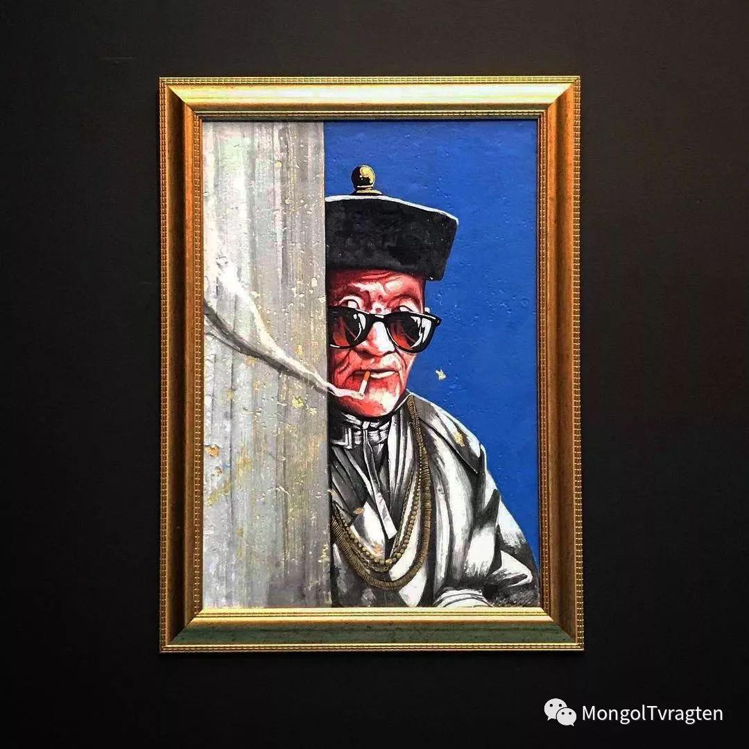 蒙古国画家ᠮᠣᠩᠭᠣᠯ ᠵᠢᠷᠣᠭᠠᠴᠢ- Heesco 第12张