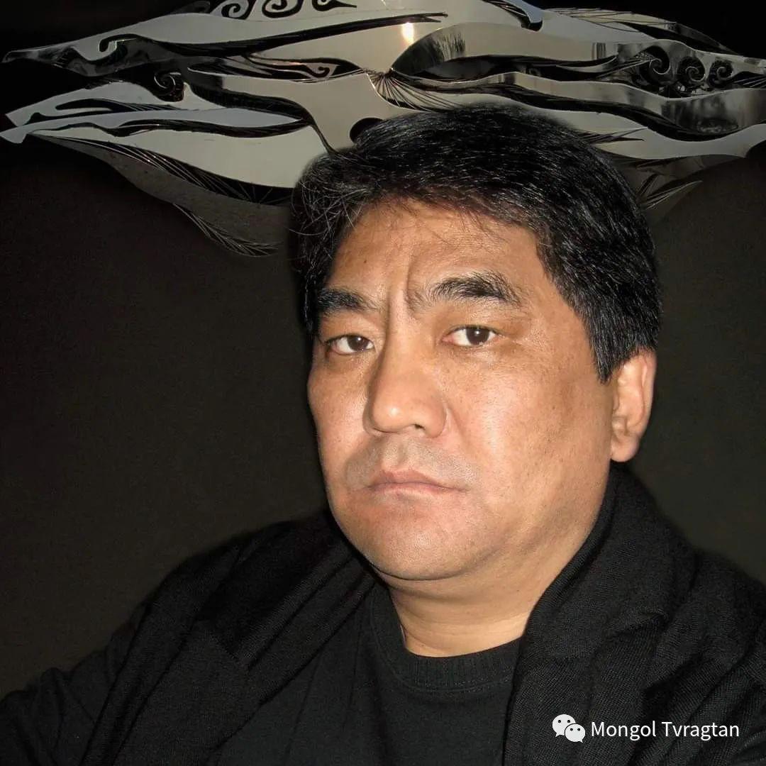 ᠤᠷᠠᠨ ᠪᠠᠷᠢᠮᠠᠯᠴᠢ - ᠯ᠂ ᠪᠤᠯᠤᠳ蒙古国雕塑家- 乐,宝力道 第14张