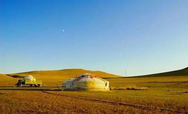 秋天的乌珠穆沁草原,太美了! 第21张 秋天的乌珠穆沁草原,太美了! 蒙古文化