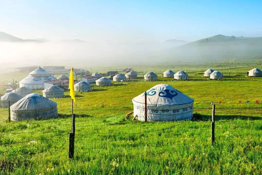 乌珠穆沁,一个美了千年的绝色草原 第32张 乌珠穆沁,一个美了千年的绝色草原 蒙古文化