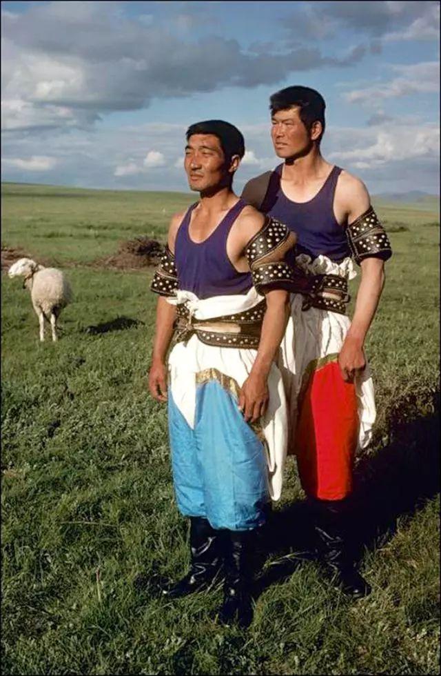30年前的乌珠穆沁草原老照片 第4张