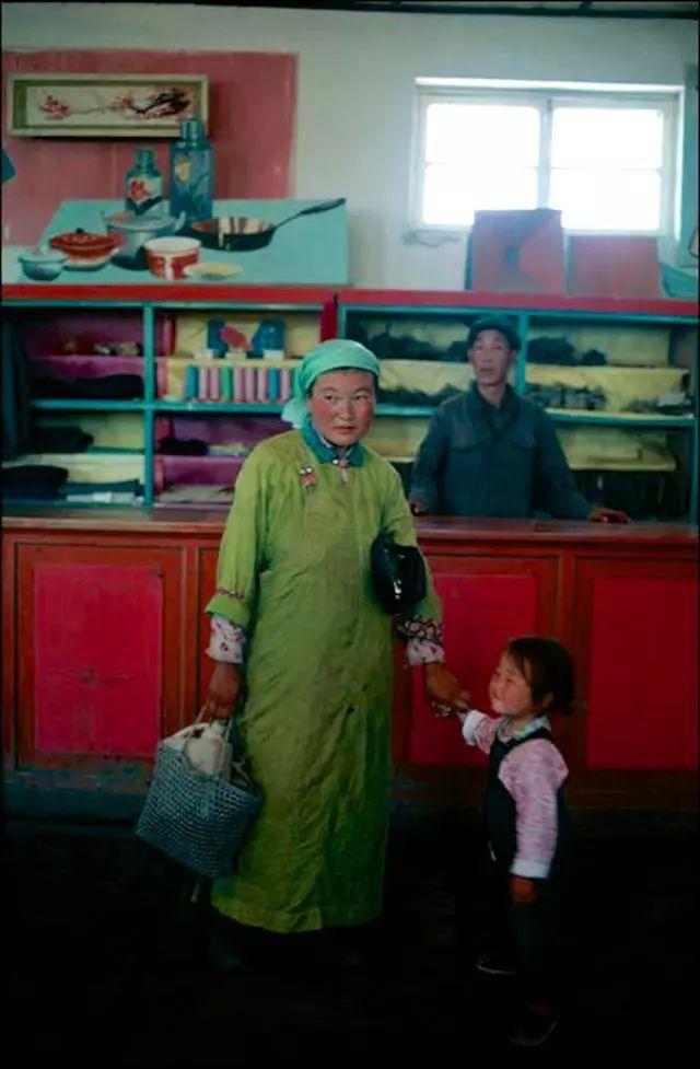 30年前的乌珠穆沁草原老照片 第5张