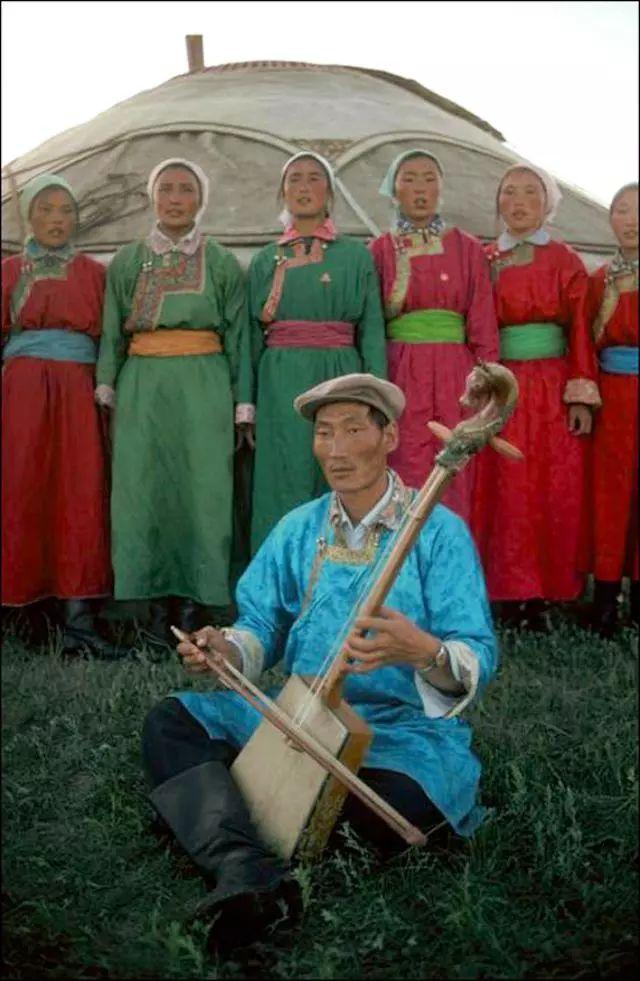 30年前的乌珠穆沁草原老照片 第6张