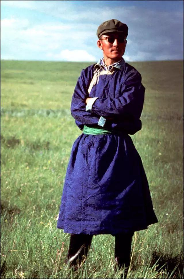 30年前的乌珠穆沁草原老照片 第7张