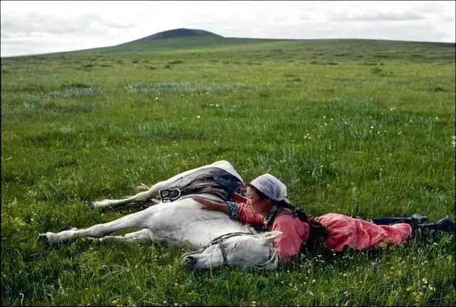 30年前的乌珠穆沁草原老照片 第10张