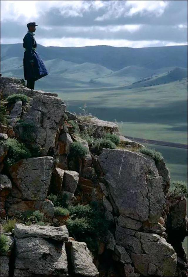 30年前的乌珠穆沁草原老照片 第11张