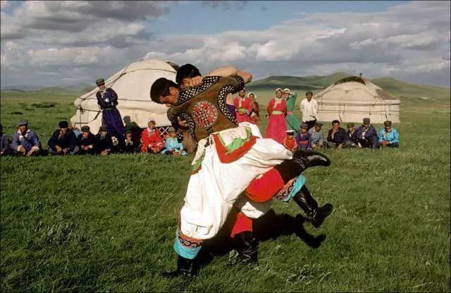 30年前的乌珠穆沁草原老照片 第15张