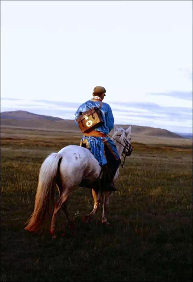 30年前的乌珠穆沁草原老照片 第14张