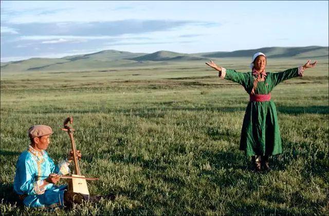 30年前的乌珠穆沁草原老照片 第16张