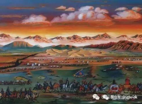 蒙古语地名汉译过程中的种种现象 第5张 蒙古语地名汉译过程中的种种现象 蒙古文化