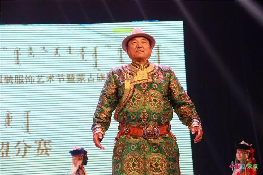 第十六届蒙古族服装服饰艺术节,绚丽多彩的蒙古袍 第24张 第十六届蒙古族服装服饰艺术节,绚丽多彩的蒙古袍 蒙古服饰