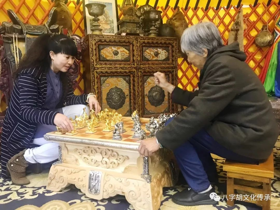 全网最全蒙古象棋都在这里 【值得收藏】