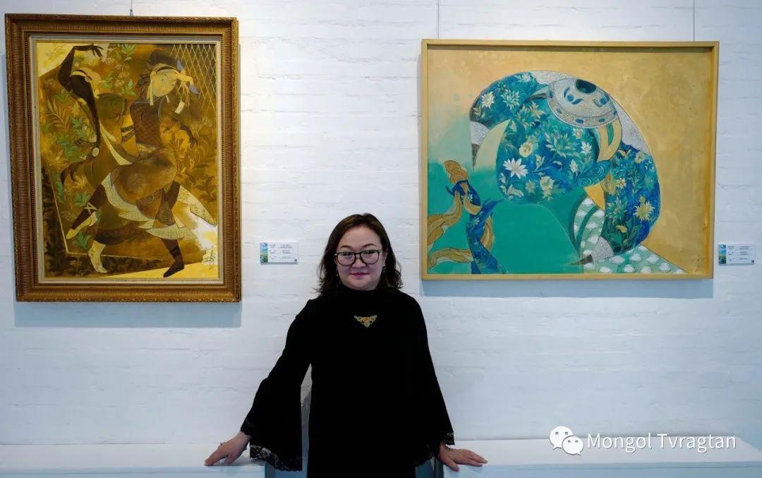 ᠤᠷᠠᠨ ᠵᠢᠷᠤᠭ -  ᠨᠤᠷᠮᠠᠨᠵᠠᠪ 蒙古国画家--努尔曼扎布 第11张 ᠤᠷᠠᠨ ᠵᠢᠷᠤᠭ -  ᠨᠤᠷᠮᠠᠨᠵᠠᠪ 蒙古国画家--努尔曼扎布 蒙古画廊