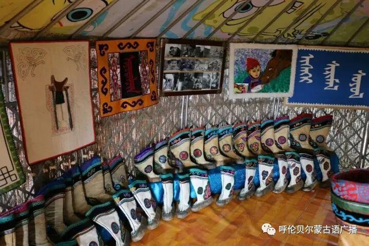 传统陈巴尔虎袍子传承人—敖登高娃 第8张 传统陈巴尔虎袍子传承人—敖登高娃 蒙古服饰