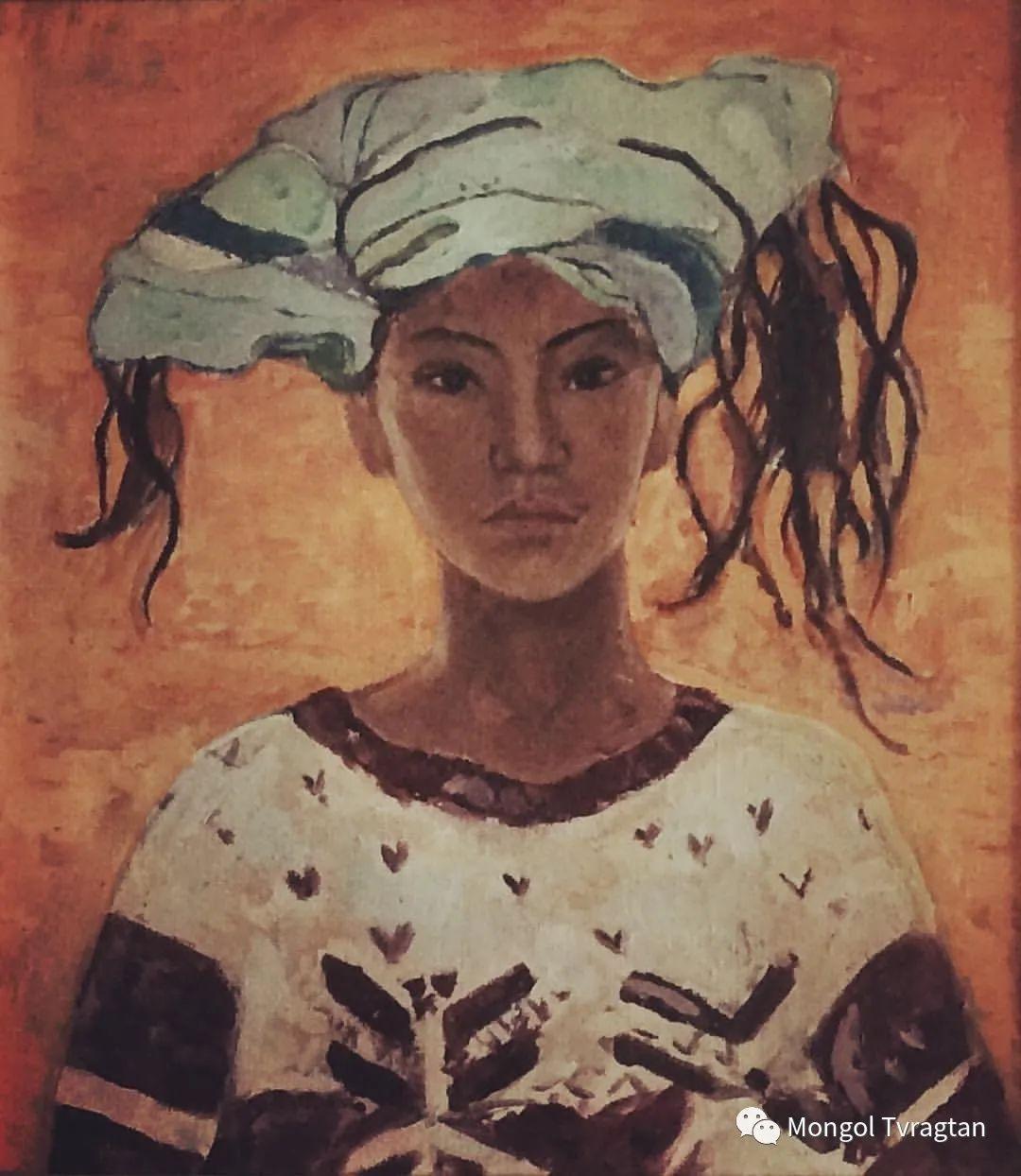 ᠤᠷᠠᠨ ᠵᠢᠷᠤᠭ -ᠪ᠂ ᠰᠠᠷᠨᠠᠢ  萨日乃美术作品 第7张 ᠤᠷᠠᠨ ᠵᠢᠷᠤᠭ -ᠪ᠂ ᠰᠠᠷᠨᠠᠢ  萨日乃美术作品 蒙古画廊
