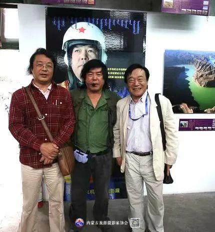 豪气难掩,志在蓝天——记我区著名蒙古族航空摄影家诺敏·何 第23张 豪气难掩,志在蓝天——记我区著名蒙古族航空摄影家诺敏·何 蒙古文化