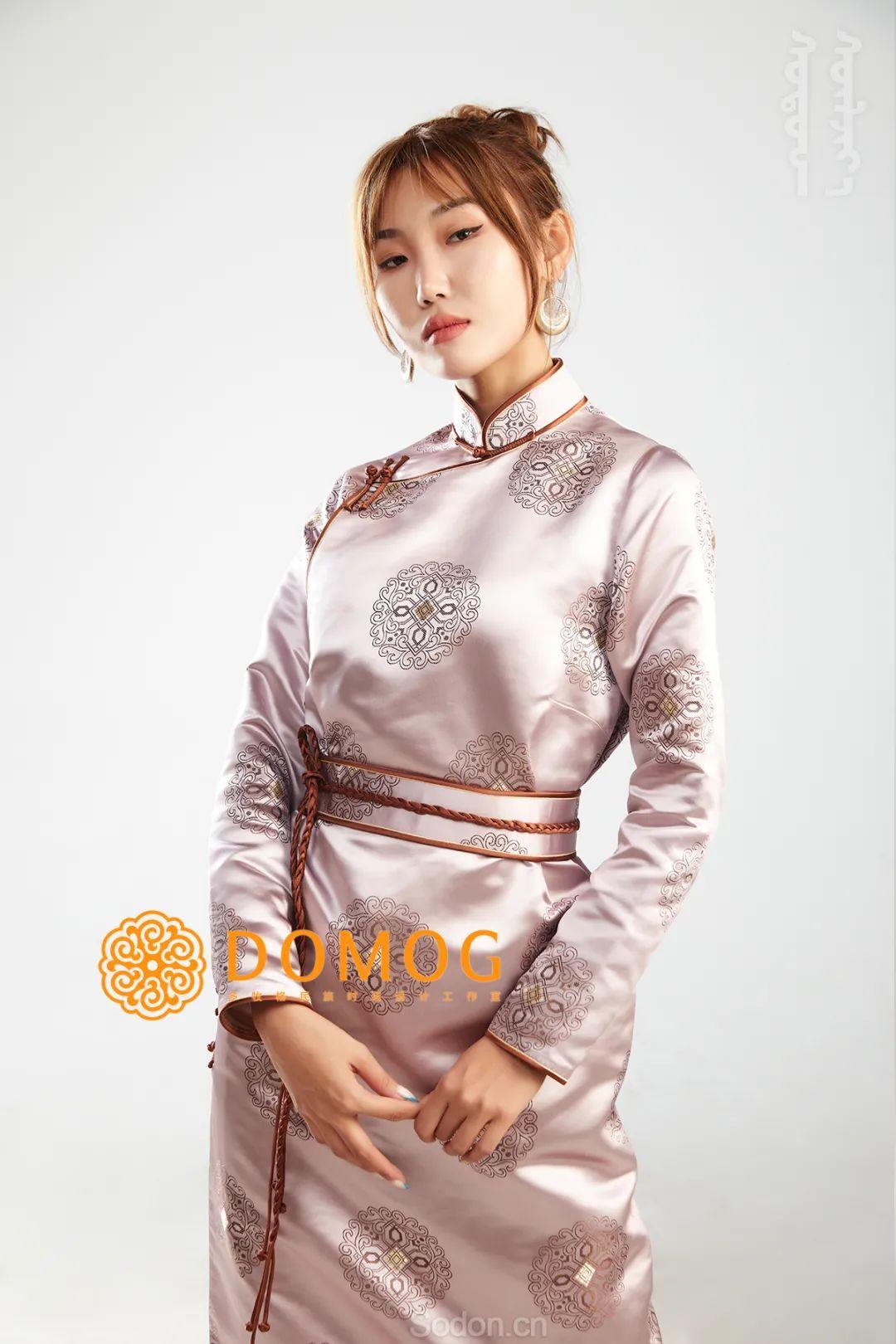 DOMOG 蒙古时装2020新款,民族与时尚的融合 第7张 DOMOG 蒙古时装2020新款,民族与时尚的融合 蒙古服饰